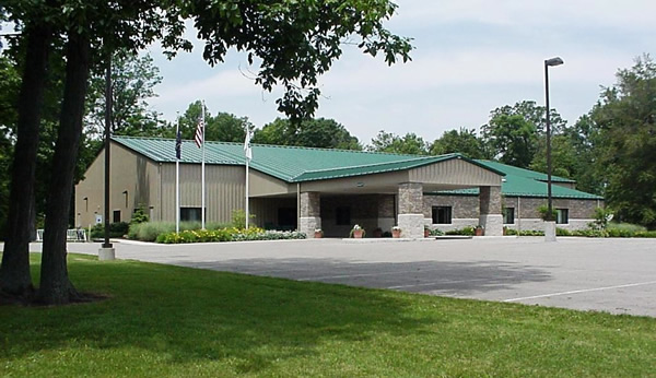 Community Center Building