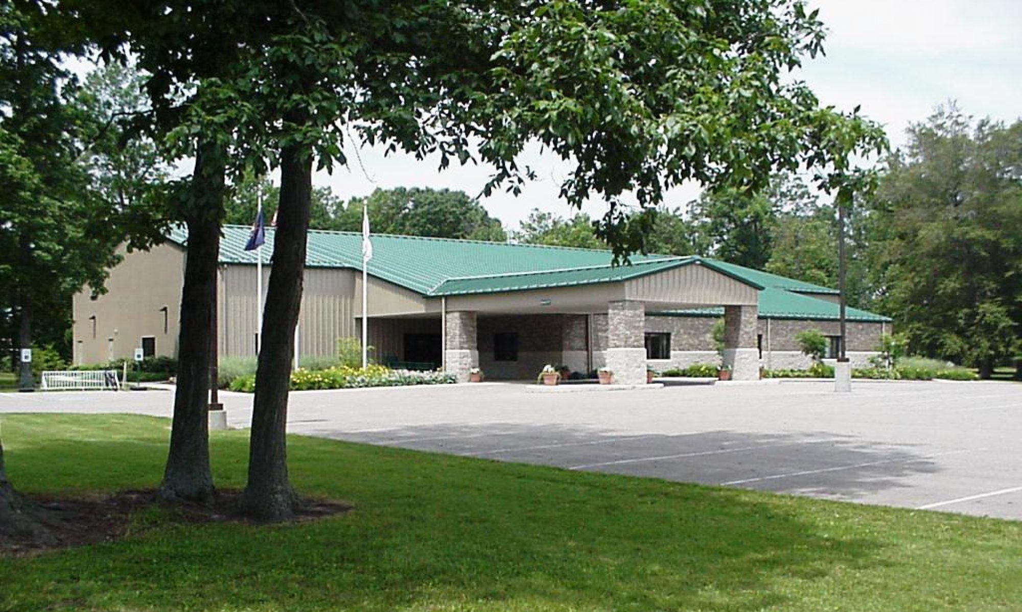 Wells County 4-H Community Center
