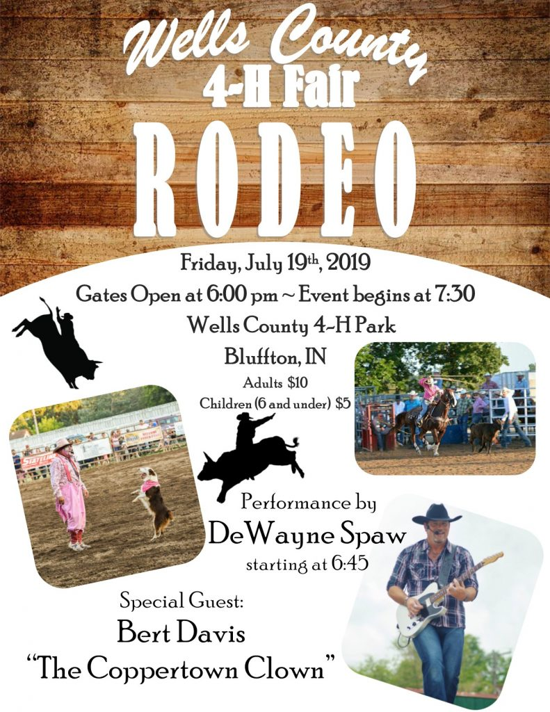 RODEO – Wells County 4-H Park